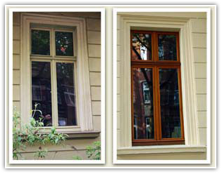 Покрасить старое деревянное окно своими руками