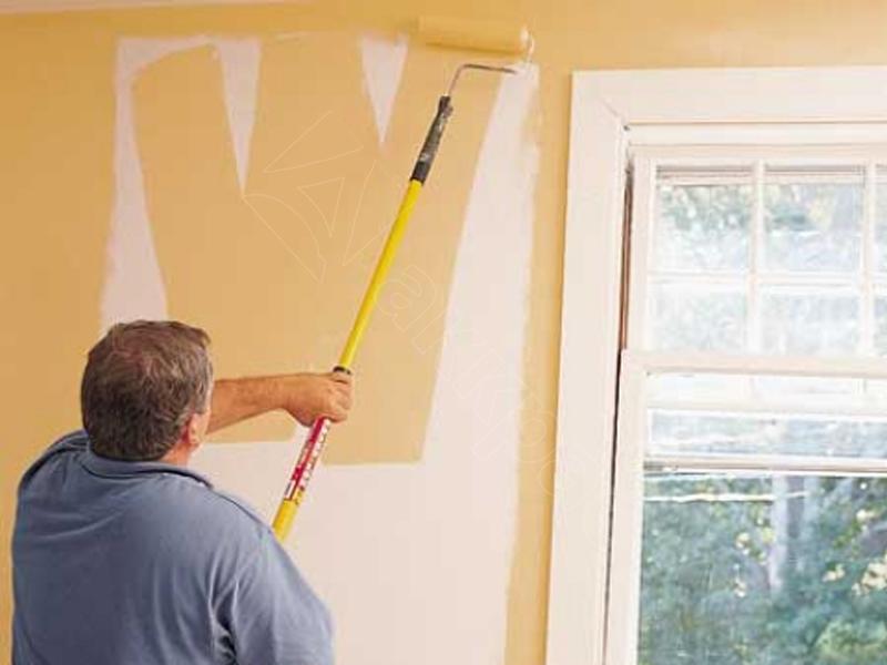 Как готовить стены к покраске