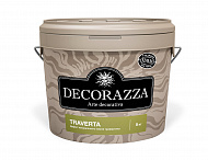 Decorazza TRAVERTA декоративное покрытие с эффектом натурального камня травертина